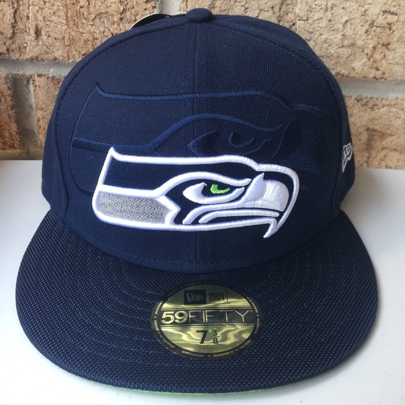 competitive price half off price reduced New Era Accessories | Nfl 59fifty Seattle Seahawks Hat | Poshmark